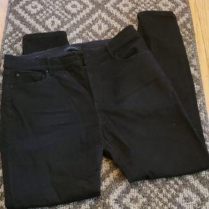 Ann Taylor black jeans